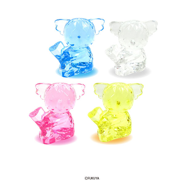 ACRYLIC DIAMOND CUT KOALA BIG