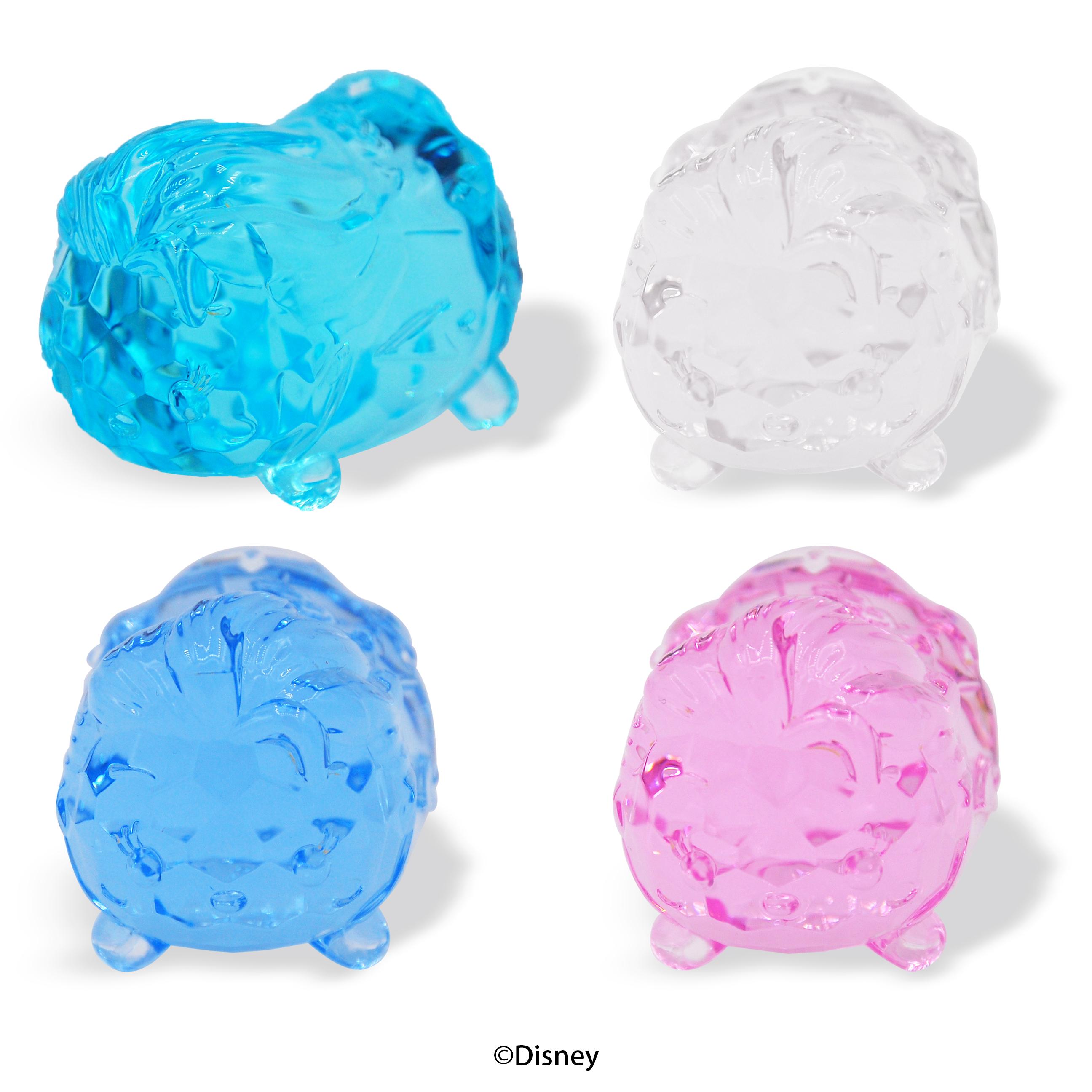 Acrylic Diamond Cut Elsa BIG Tsum Tsum