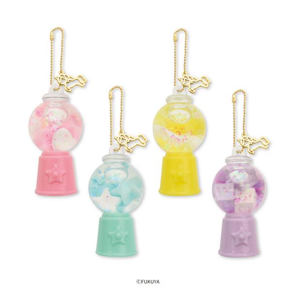 Candypot oil charm 2 : yumekawa pastel