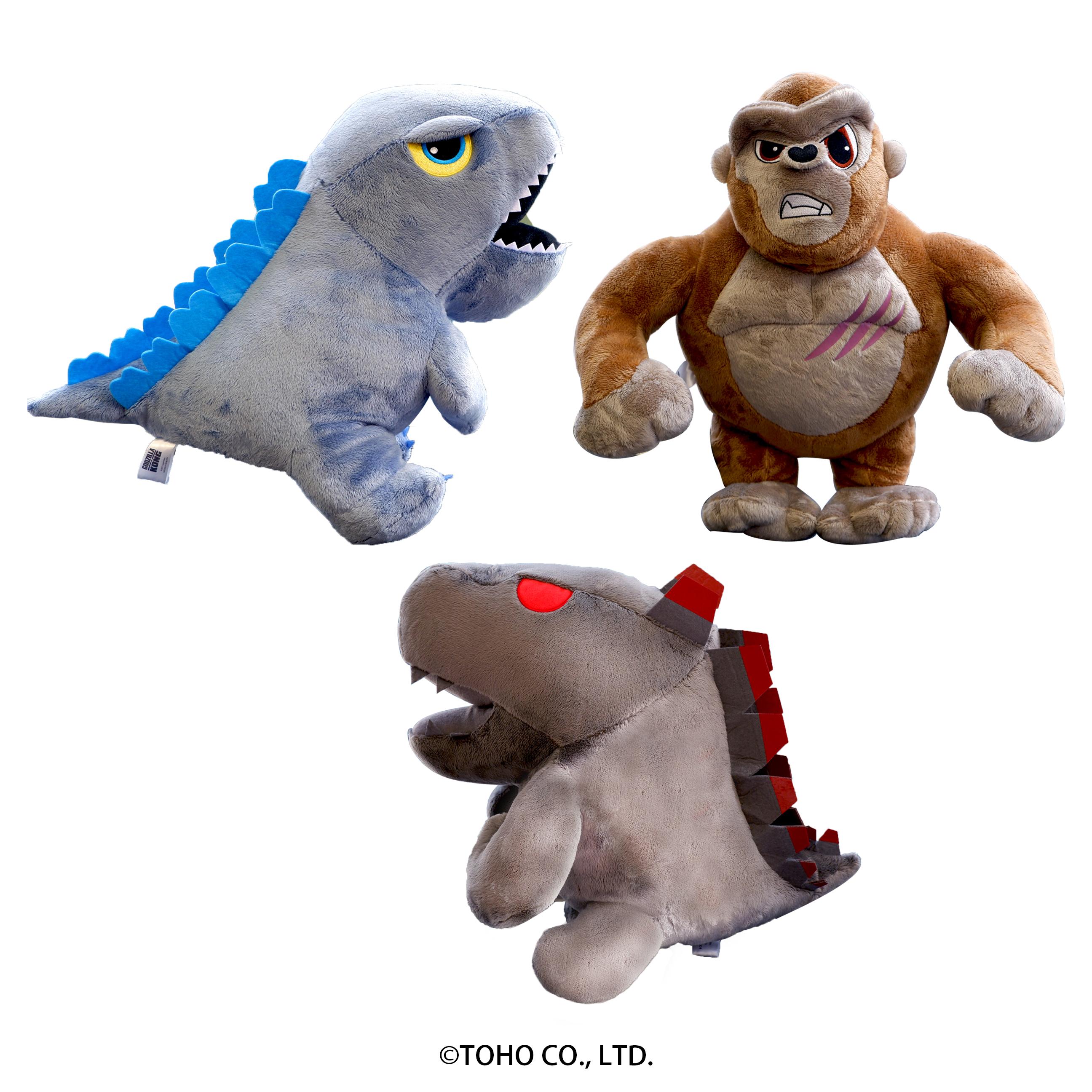 Godzilla VS Kong BIG Plush