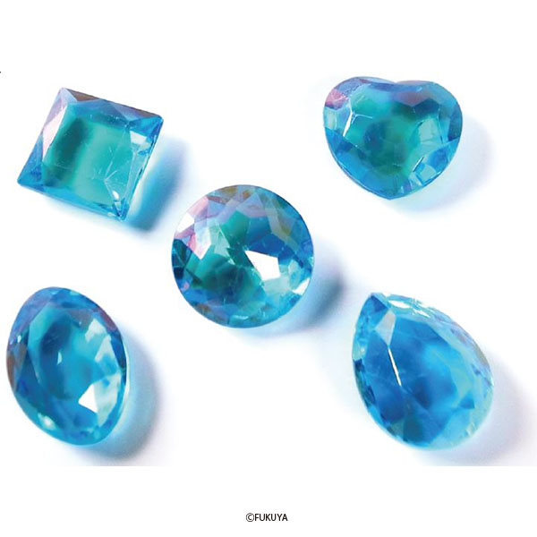 PS DIAMOND PEARLIZED-BLUE ONLY
