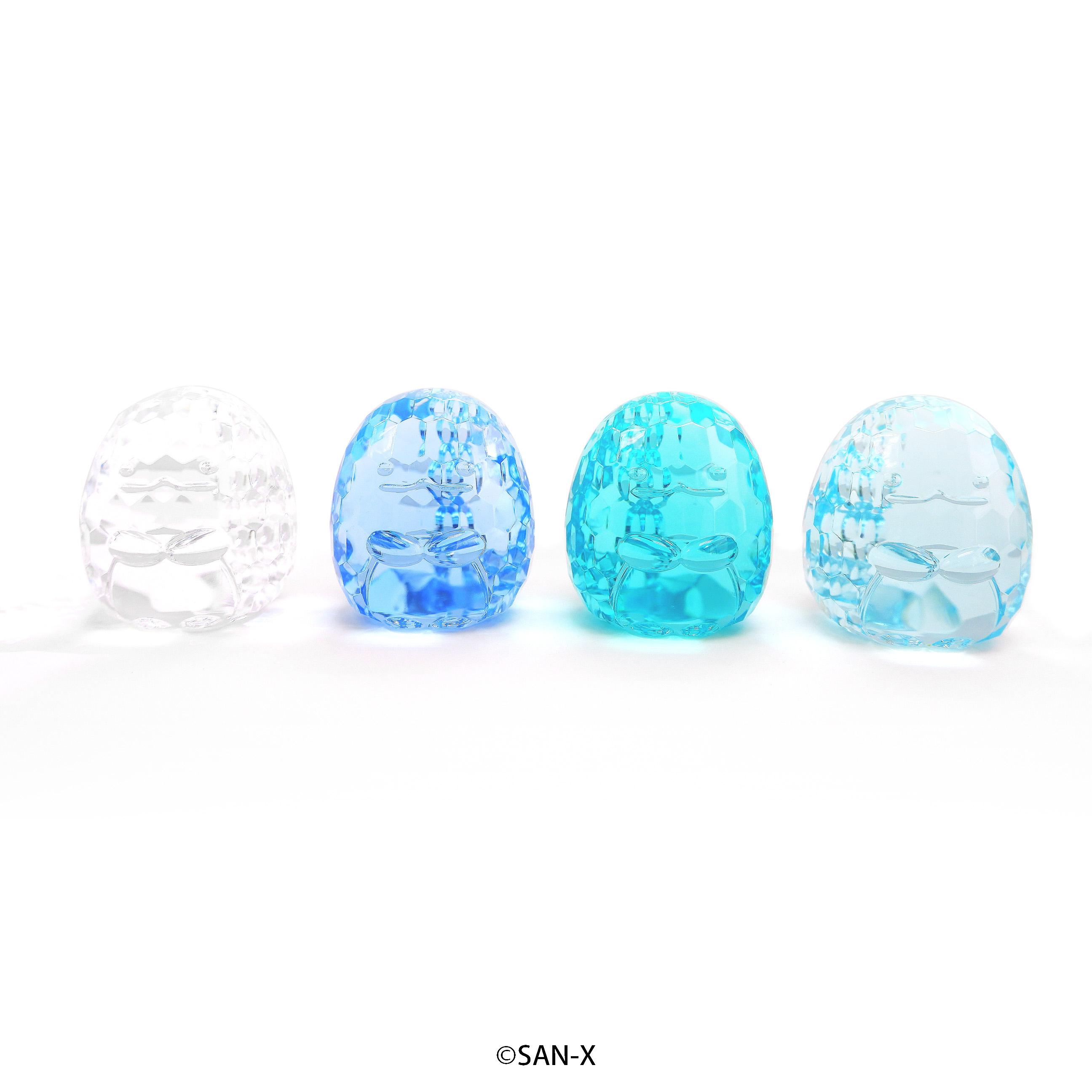 Acrylic Diamond Cut Sumikkogurashi TOKAGE BIG